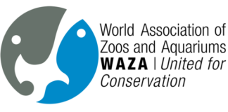Logo WAZA (Association Mondiale des Zoos et Aquariums)